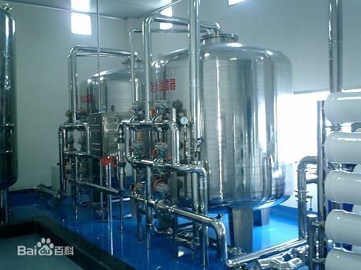 消毒供应室用纯化水设备,