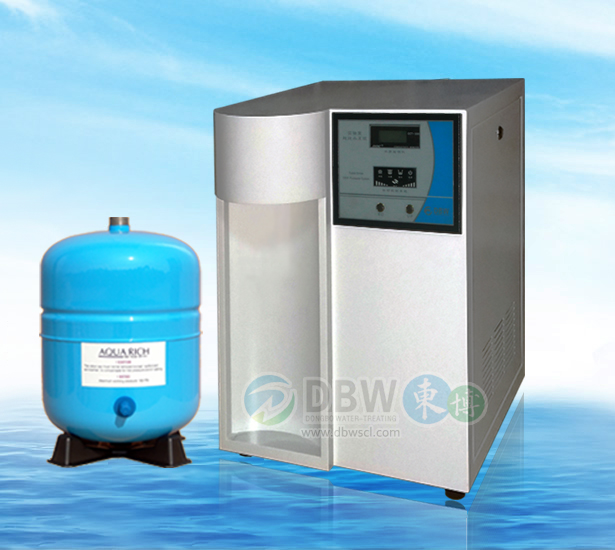 生化仪配套用纯化水设备,