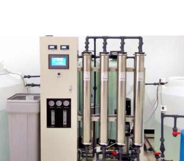 检验科中央供水纯化水机,