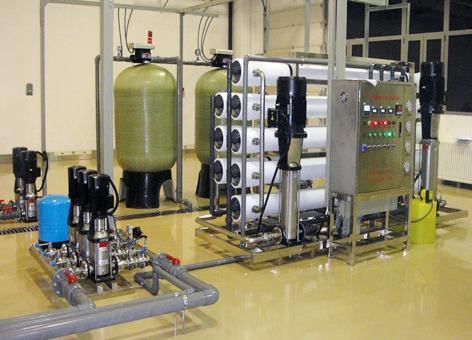 化学化工反渗透纯水设备,