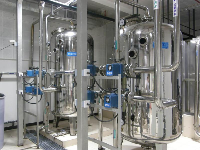 东博DBW系列反渗透水处理设备